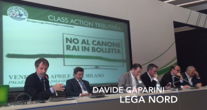 VIDEO / NO al canone RAI in bolletta