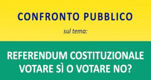REFERENDUM COSTITUZIONALE Votare SÌ o votare NO?