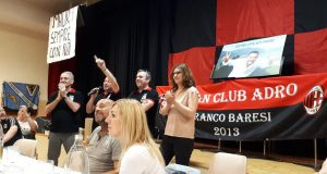 SPIEDO MILAN CLUB FRANCO BARESI ADRO