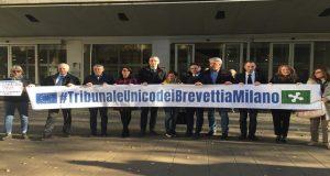 TRIBUNALE EUROPEO BREVETTI SIA A MILANO