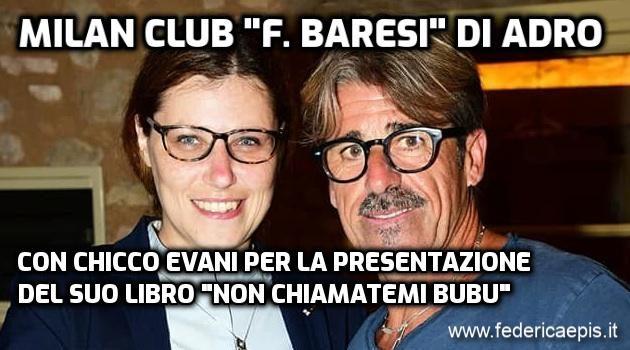 Saluto regionale al Milan Club di Adro