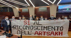 RICONOSCIMENTO DELLA REPUBBLICA DELL'ARTASKH