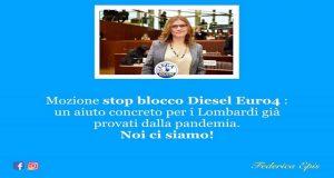 MOZIONE STOP BLOCCO EURO 4